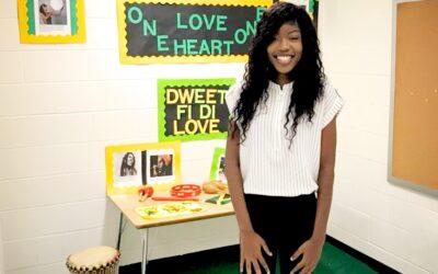 Shalisha Turpin (Jamaica) Elementary Music Teacher