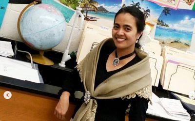April Lou Recuenco (The Philippines) Science
