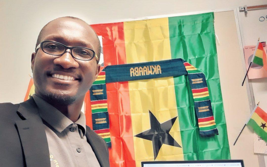 David Frempong – Ghana – Math and Science