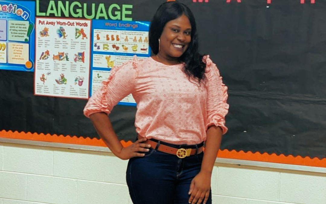 Sarah-Lee Stewart – Jamaica – Elementary Education
