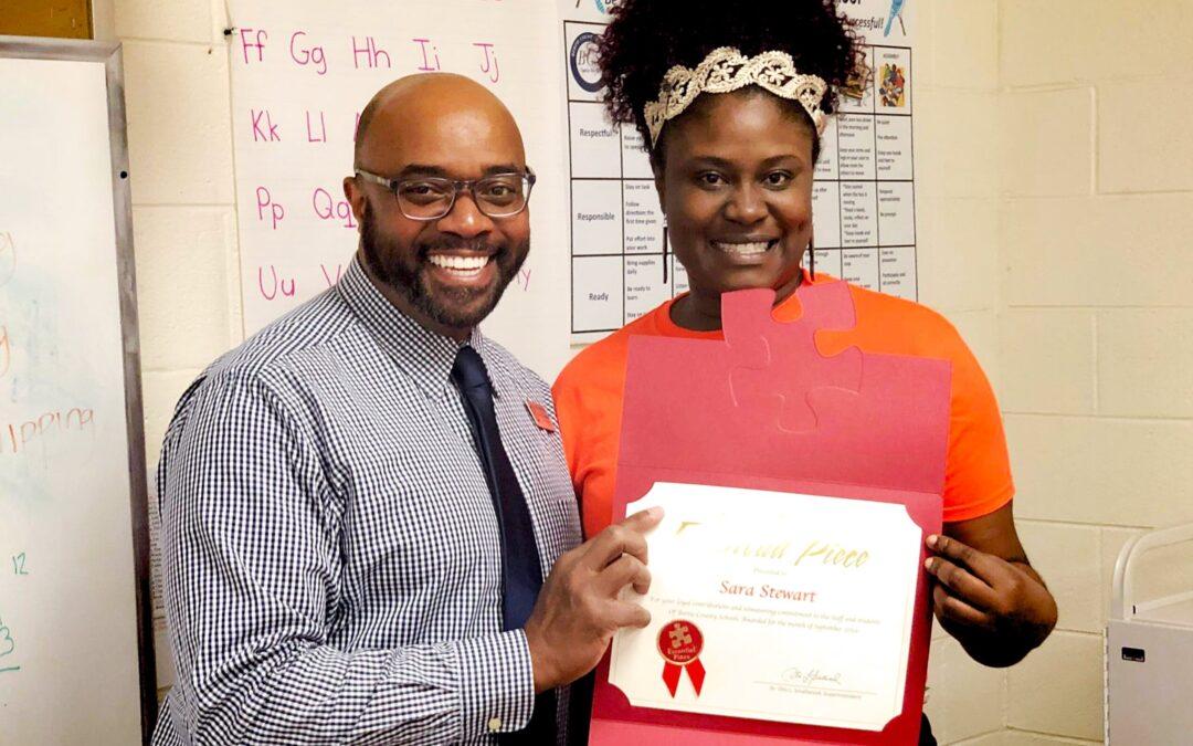 Sarah-Lee Stewart (Jamaica) Elementary Education