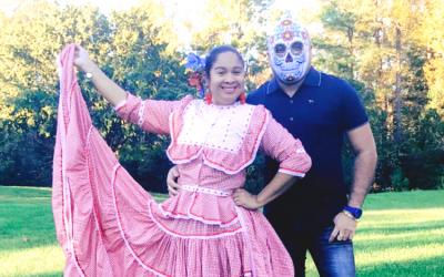 Liliana Soto and Jesus De Avila
