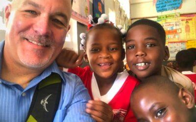 Nathan Tomasini Welcomes Educators Back To School